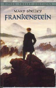 This is the cover I most associate with Frankenstein.